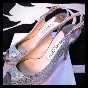 Jimmy Choo Nova heels